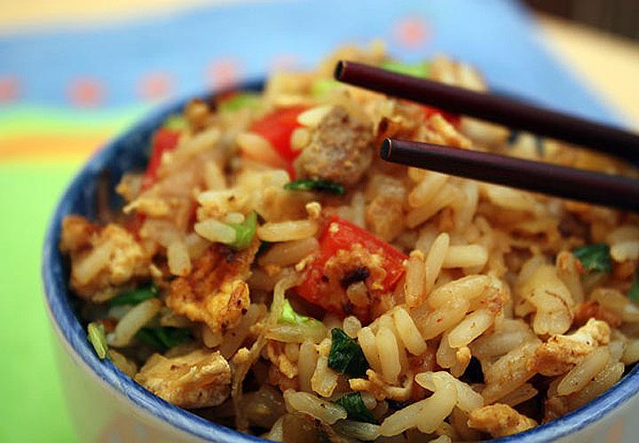 porc wok orez